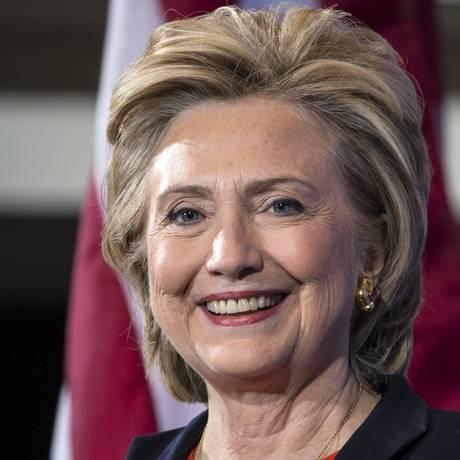 Com US$ 26 milhões gastos em campanha eleitoral, despesas de Hillary superam concorrentes democratas e republicanos Foto: Joshua Roberts / Reuters