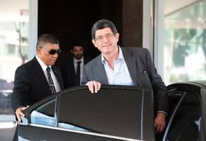 O ex-ministro da Fazenda Joaquim Levy Foto: Jorge William / Agência O Globo