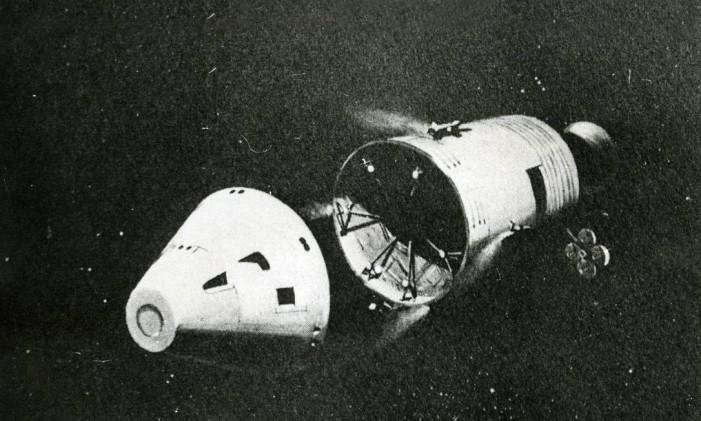 Apollo 8 Foto: Reprodução