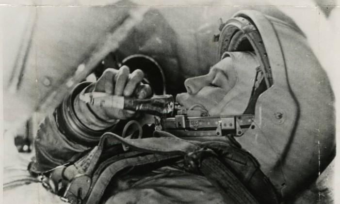 Valentina Tereskova Foto: Reprodução