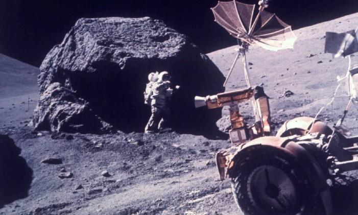 Apollo 17 Foto: AP Photo/NASA