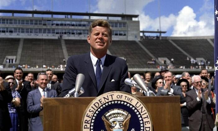 John F. Kennedy Foto: Reprodução