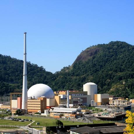 Usina de Angra 1 Foto: Divulgação / Eletronuclear/02-04-2012