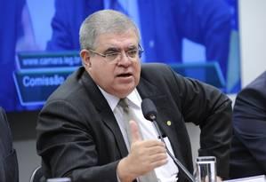 O deputado Carlos Marun (PMDB-MS) Foto: LUCIO BERNARDO JR / Agência Câmara