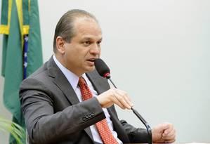 Deputado Ricardo Barros (PP-PR), Foto: Luis Macedo / Agência Câmara