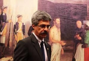 Relator da CPI da Petrobras, deputado Luiz Sérgio (PT-RJ) Foto: Jorge William / Agência O Globo - 19/10/2015