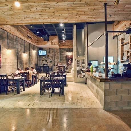 Humus Bar vem fazendo sucesso Foto: Orel Sabran / Reprodução / Facebook / Hummus Bar