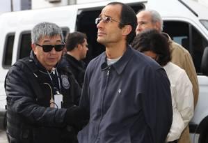 Marcelo Odebrecht foi preso pela Polícia Federal Foto: Geraldo Bubniak / Freelancer