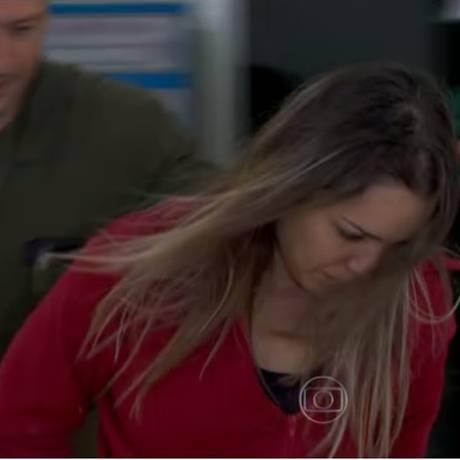 Justiça de SP deu liberdade provisória a Juliana Cristina da Silva na última segunda-feira, 19 Foto: Reprodução/TV Globo