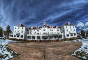 Stanley Hotel, no Colorado, inspirou Stephen King Foto: Reprodução