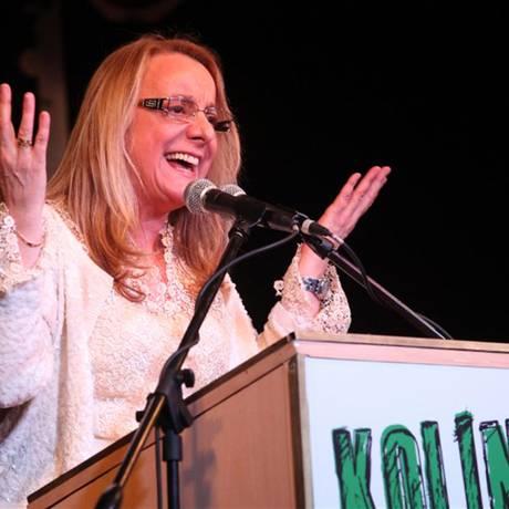 Alicia Kirchner, irmã do ex-presidente Néstor e atual ministra do Desenvolvimento Social, Foto: Reprodução