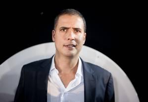 O humorista e apresentador de TV português Ricardo Araújo Pereira Foto: Divulgação/Município de Óbidos