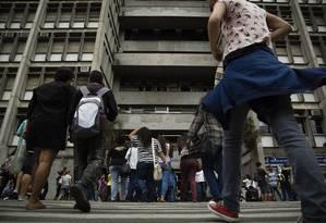 Alunos devem ter feito ao menos uma edição do Enem a partir de 2010 Foto: Fernando Lemos / Agência O Globo