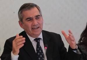 O ex-chefe de gabinete da Presidência da República Gilberto Carvalho Foto: Givaldo Barbosa / 03-07-2014 / Arquivo O Globo