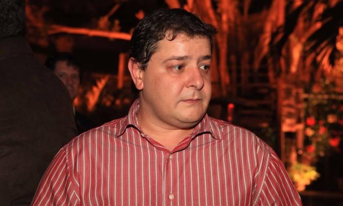 O empresário Fábio Luis Lula da Silva, o Lulinha, filho do ex-presidente Luiz Inácio Lula da Silva Foto: Greg Salibian / Folhapress / 31-5-2010