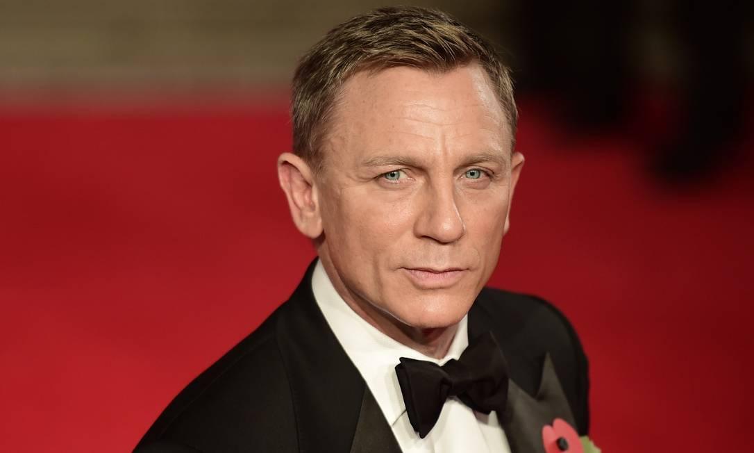 O chame de Daniel Craig LEON NEAL / AFP