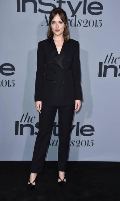 A atriz Dakota Johnson Jordan Strauss / Jordan Strauss/Invision/AP