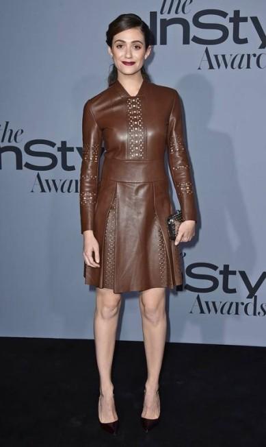 A atriz Emmy Rossum Jordan Strauss / Jordan Strauss/Invision/AP