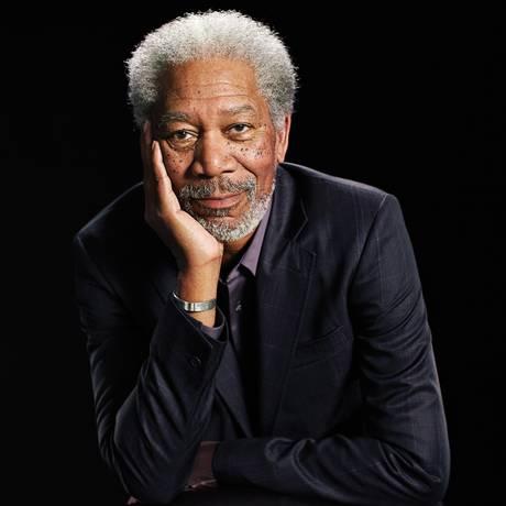 O ator Morgan Freeman Foto: Divulgação