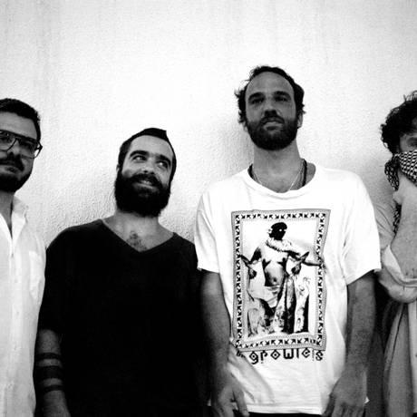 A banda Los Hermanos Foto: Divulgação/Caroline Bittencourt