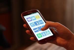 Tempo de planejamento também muda de acordo com o tipo de celular Foto: Reprodução