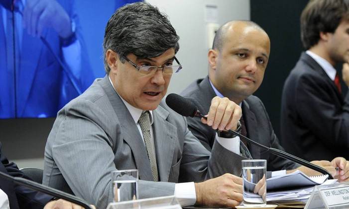 Deputado Wellington Roberto (PR-PB) Foto: LUIS MACEDO/Câmara dos Deputados/16-9-2015 / Divulgação