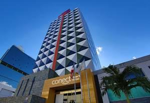 Nove lotes do Web Hotel Salvador, que pertencia ao doleiro Alberto Youssef, serão leiloados Foto: Divulgação