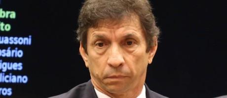 O vice-presidente executivo da Mendes Júnior, Sergio Cunha Mendes Foto: Ailton de Freitas / Agência O Globo/Arquivo