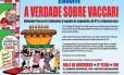 """Grupo chamado """"Amigos do Vaccari"""" convoca ato em defesa do ex-tesoureiro do PT para sexta-feira em São Paulo"""