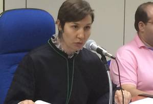 A juíza Célia Regina: decisões reviveram Zelotes Foto: Jailton de Carvalho / 29/10/2015 / Arquivo O Globo