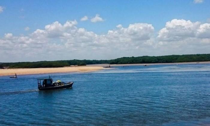 Barra de Sirinhaém, Pernambuco Foto: @willsouzap / Instagram