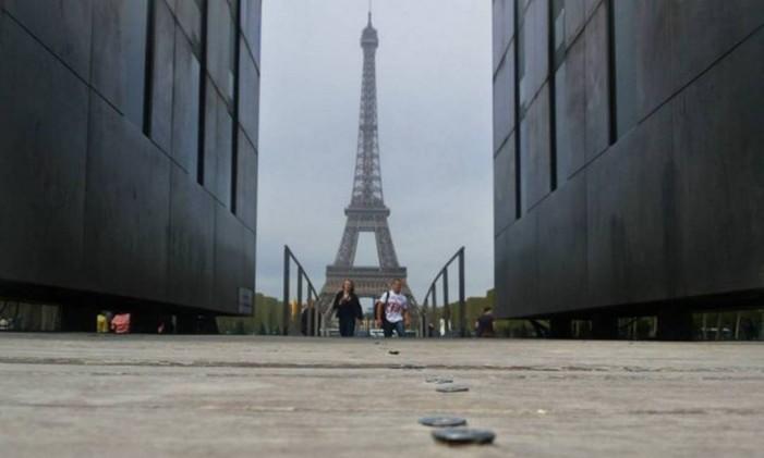 Torre Eiffel, em Paris, na França Foto: @francafer / Instagram