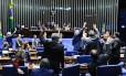 Senado aplica regra contra jabutis e exclui texto de MP
