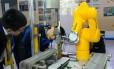 Nos EUA, até 47% dos empregos correm risco de desaparecer pela substituição por robôs