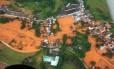 Drama em Miraí (MG): cidades do Rio também foram atingidas