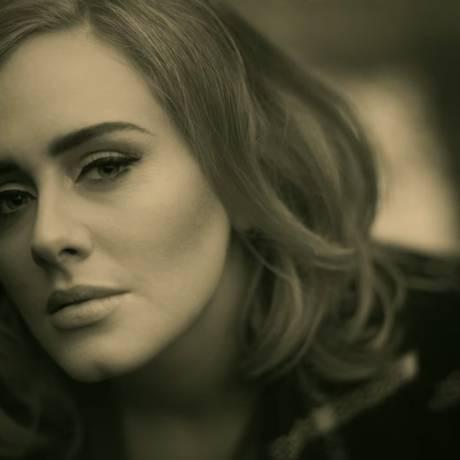 """Adele lança """"25"""" no fim de novembro Foto: Reprodução"""