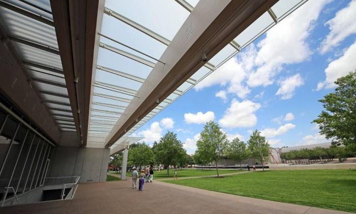 Kimbell Art Museum Foto: Divulgação