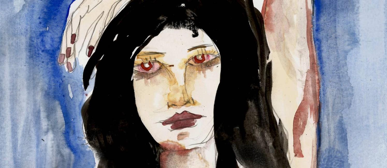 Movimento feminista #AgoraÉQueSãoElas ganhou ilustração feita pela artista Rita Wainer Foto: Ilustração de Rita Wainer