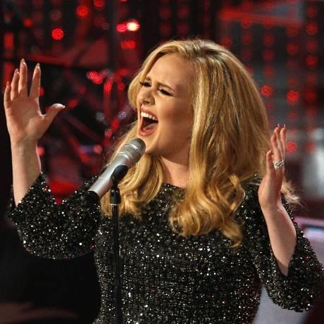 A cantora Adele Foto: MARIO ANZUONI / REUTERS