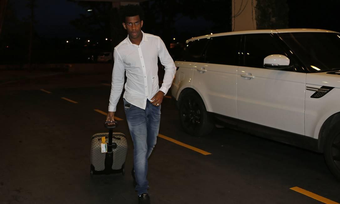 Gil, zagueiro do Corinthians, também está concentrado com a seleção brasileira André Mourão/Mowa Press/Divulgação