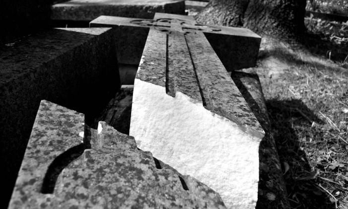 cemitério Foto: Reprodução Pixabay