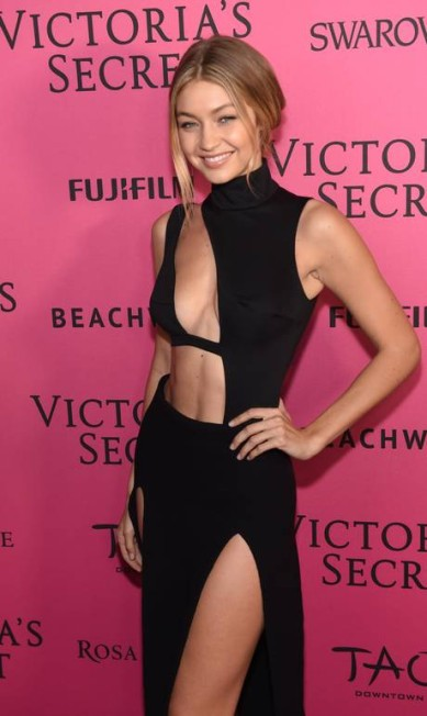 Gigi Hadid: recortes e fendas para mostrar sua exuberância Scott Roth / Scott Roth/Invision/AP