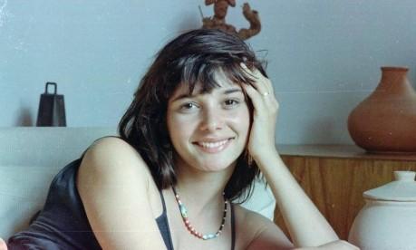 Daniella Perez. O corpo da atriz foi encontrado com 16 perfurações, oito delas no coração Foto: Paulo R. Fonseca (08/01/1991)