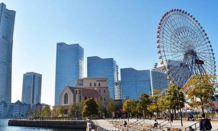 Yokohama, Japão Foto: @karol.joao / Instagram