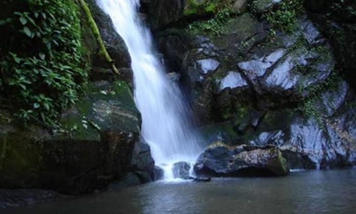 Cachoeira em Lumiar Foto: Divulgação
