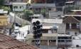 RI Rio de Janeiro 10/11/2015 Sistema de alarme para acidentes naturais. sirene no bairro Corrego Dantas em Friburgo Foto Domingos Peixoto / agência globo
