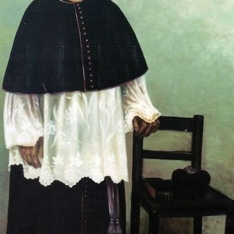 Padre Victor, ex-escravo, será beatificado hoje Foto: Reprodução/ Associação Padre Vic / Reprodução/ Associação Padre Victor