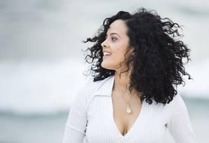A atriz Maeve Jinkings Foto: Mônica Imbuzeiro / O Globo