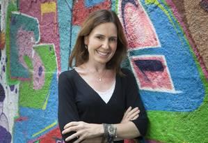 Obra de repórter sai em maio Foto: Sergio Zalis/Agência O Globo