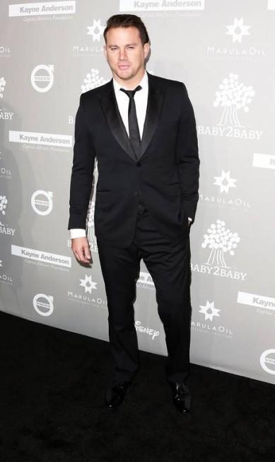 O ator Channing Tatum Frederick M. Brown / AFP